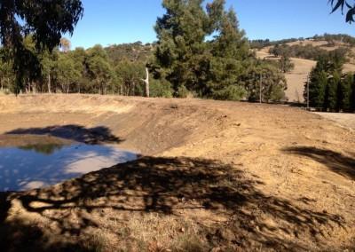 Dam Wall Repair