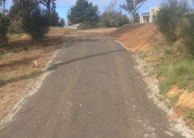 Fixing A Driveway
