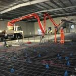 factory concreting