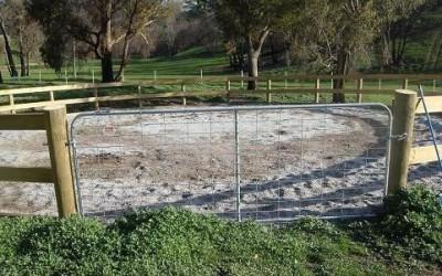 round yard